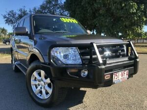 2014 Mitsubishi Pajero NW MY14 GLX-R Brown 5 Speed Sports Automatic Wagon Townsville Townsville City Preview