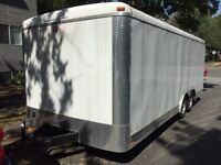 FOR RENT: 20FT CARGO TRAILER