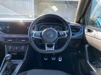 2019 Volkswagen Polo 1.0 Tsi 115 R-Line 5Dr Hatchback Petrol Manual