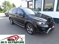 2015 Dodge Journey Crossroad AWD for only $229 bi-weekly!