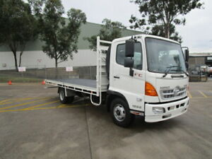 ** 2011 HINO FC 500-1022 STEEL TRAY TOP ** Arndell Park Blacktown Area Preview
