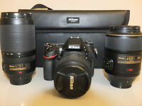 Complete All In One Nikon Package For Sale