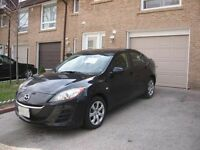 2010 Mazda 3 GX Sedan, (E-tested & Safetied ) Extremely Clean