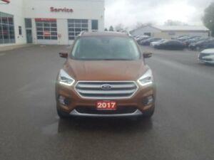 2017 Ford Escape Titanium 4dr 4WD Sport Utility