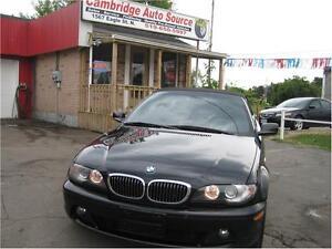 2004 BMW 3 Series 325Ci - CONVERTIBLE