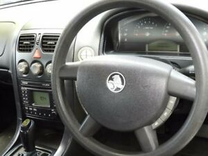 2003 Holden Commodore VY II Acclaim White 4 Speed Automatic Sedan
