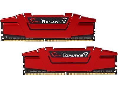 G.SKILL Ripjaws V Series 16GB (2 x 8GB) 288-Pin DDR4 SDRAM DDR4 2400 (PC4 19200)
