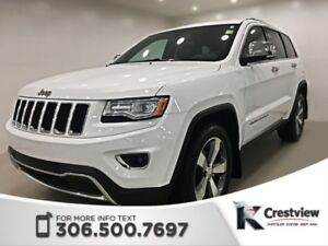 2015 Jeep Grand Cherokee Limited V6 | Sunroof | Navigation