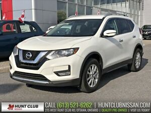 2017 Nissan Rogue SV AWD | Htd Seats, Rear Camera, Bluetooth