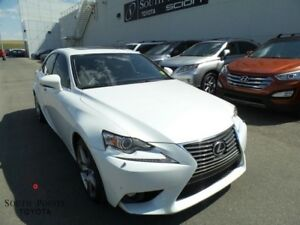 2015 Lexus IS 350 AWD | Nav | Heat/Cool Seats | Leather