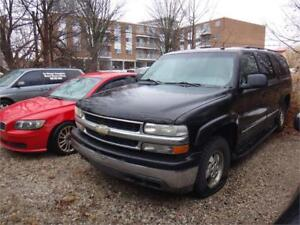 2003 Chevrolet Suburban LS Being SOLD AS IS NO SAFETY