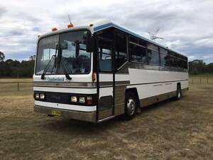 1990 Custom Coach 61 Seat Sprinter Cat V8 Automatic Charter Bus St Marys Penrith Area Preview