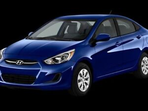 2016 Hyundai Accent GL *A/C *BTOOTH *TRACTION/C