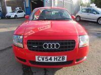 Audi TT quattro (red) 2004