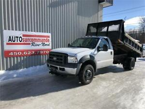 2006 Ford Super Duty F-550 DRW XL-- GARANTIE 1AN/ 15 000 KMS--