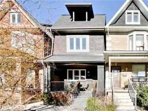 Grand 3-Storey Detached Home In Wallace Emerson.