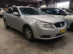 2008 Holden Epica EP MY08 CDX Silver 5 Speed Automatic Sedan Macquarie Hills Lake Macquarie Area Preview