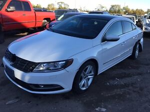 2013 Volkswagen Passat CC 2.0T just arrived at Pic N Save!