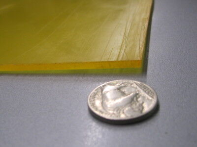 "PEEK™ Polyetheretherke Sheet  0.062/"" 1//16/"" Thick x 12/"" Wide x 18 1//8 "" Length"