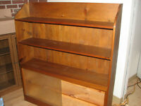 One of a kind handcrafted Bookcase