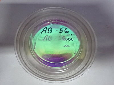 Attenuator Dichroic Mirror Filter Optical Laser Optics As Pictured Ab-56