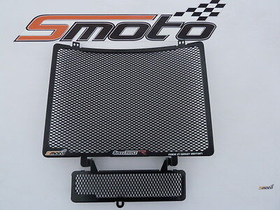 TRIUMPH SPEED TRIPLE R RADIATOR COVER OIL COOLER COVER 2012 2013 2014