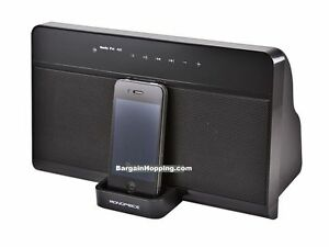 Speaker Dock w/Touch Panel Controls & Remote iPhone & iPod