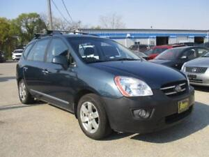 2009 KIA RONDO EX, THIRD ROW, HEATED SEATS,SAFETY&WARRANTY $5950
