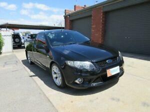 2010 Ford Falcon FG XR6 Black 5 Speed Auto Seq Sportshift Utility Gilles Plains Port Adelaide Area Preview