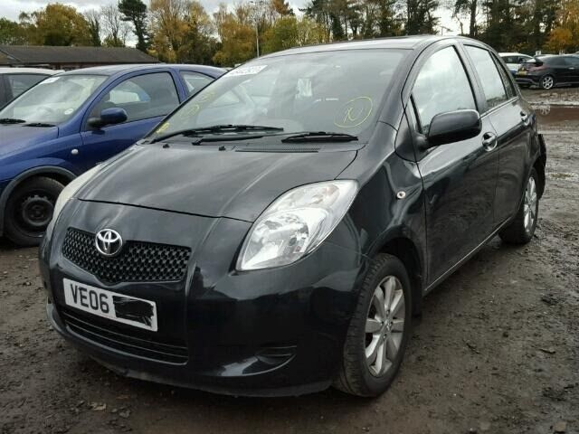 TOYOTA YARIS 1.0 2006-2010 BREAKING FOR SPARES TEL 07814971951 HAVE FEW IN STOCK