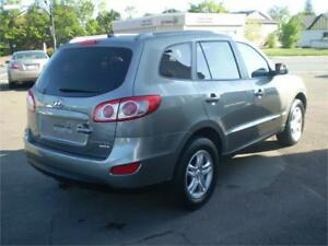 2011 Hyundai Santa Fe GLS All Wheel Drive