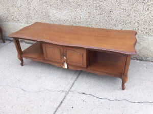 Assorted French Provincial Tables for Sale!