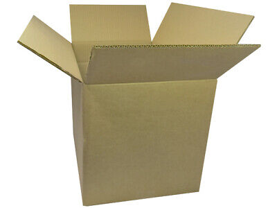 600 x DOUBLE WALL PACKAGING POSTAL PACKING MAILING GIFT BOXES 9x6x6