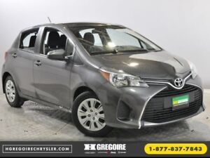 2015 Toyota Yaris LE Auto A/C Bluetooth Cruise MP3/USB GR.ELEC