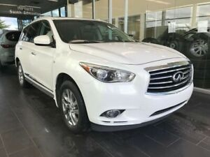 2014 Infiniti QX60 QX60, ACCIDENT FREE, POWER HEATED LEATHER SEA