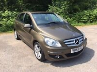 Mercedes B Class B180 SE CVT 2009 - 59 Automatic low miles excellent condition full service history