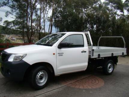 Toyota Hilux Workmate Ute MY14