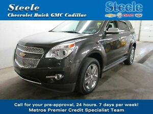 2015 CHEV EQUINOX LTZ AWD One Owner &  Absolutley Pristine!!