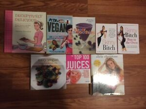 Various Cooking Books - Great Condition