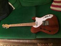 Fender Telecaster - Thinline Made In Japan