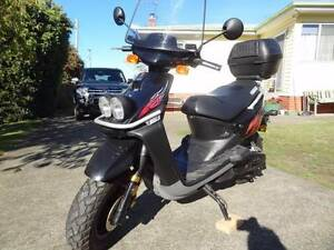 Yamaha yw Belgarda 100cc Richmond Clarence Area Preview