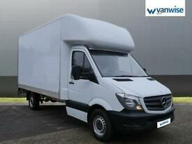 2016 Mercedes-Benz Sprinter 3.5t Chassis Cab Diesel white Manual