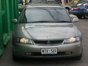 2002 Holden Calais VX II Tungsten 4 Speed Automatic Sedan Nailsworth Prospect Area Preview