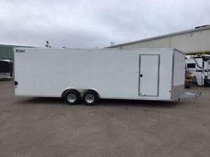 NEW 2018 XPRESS 8' x 24' ALUMINUM CARGO TRAILER