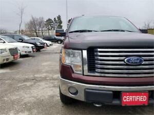 2010 Ford F-150 XTR XLT Fully Certified CarFax Will Be Provided