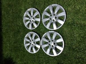 "2014 Toyota Corolla Hubcaps for 16"" Steel Wheels"