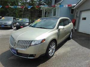 2011 Lincoln MKT Elite AWD 7 Passenger DVD,s(REDUCED)