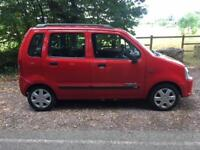 Suzuki Wagon r UPFRONT DRIVEN DISABLED VEHICLE HAND DRIVEN AUTOMATIC 20,000 FSH