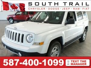 2016 Jeep Patriot Sport Call Terrence 587-400-0868