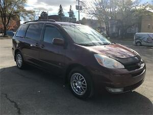 TOYOTA SIENNA 2005 LE AWD AUTOMATIQUE FULL AC DVD MAGS